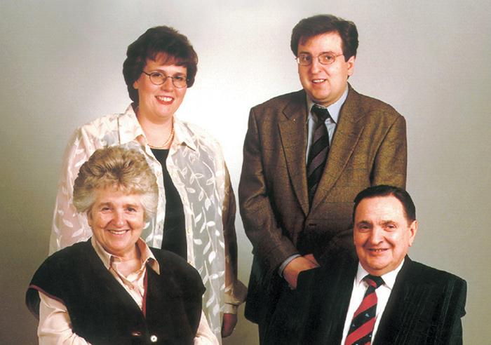 Familie Schäfer