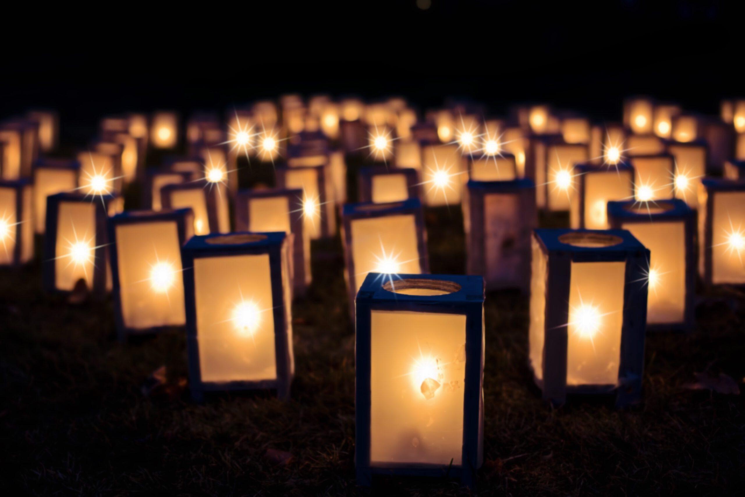 Beisetzung in Bochum